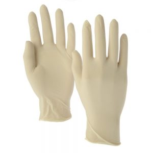 Latex Sterile Powdered Surgical Gloves